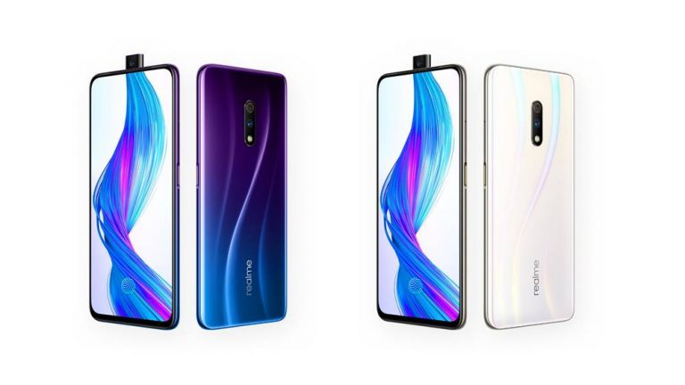 Realme X Is Official With 48MP Rear Camera, Snapdragon 710, 20W VOOC Flash Charge 3.0, 960 FPS Super Slow Motion